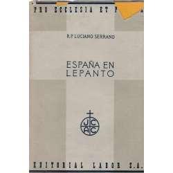 ESPAÑA EN LEPANTO.