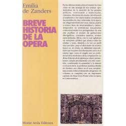 BREVE HISTORIA DE LA ÓPERA.