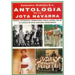 ANTOLOGÍA DE LA JOTA NAVARRA.