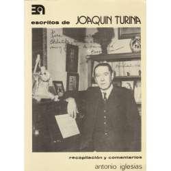 ESCRITOS DE JOAQUÍN TURINA.