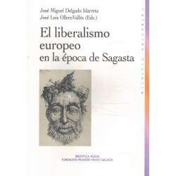 El liberalismo europeo en la época de Sagasta