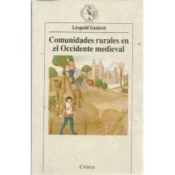 COMUNIDADES RURALES EN EL OCCIDENTE MEDIEVAL