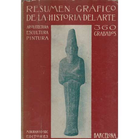 RESÚMEN GRÁFICO DE LA HISTORIA DEL ARTE. Arquitectura - Escultura - Pintura