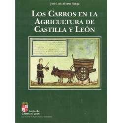 Los carros en la agricultura de Castilla y León