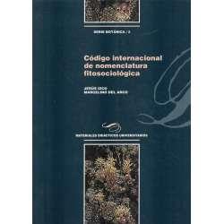Código internacional de nomenclatura fitosociológica