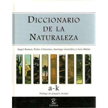 DICCIONARIO DE LA NATURALEZA.