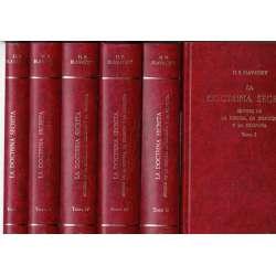 La doctrina secreta. 6 tomos. Síntesis de la ciencia, la religión y la filosofía