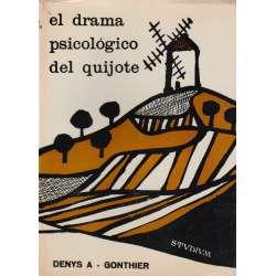 El drama psicológico del Quijote