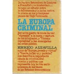 LA EUROPA CRIMINAL.