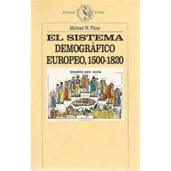 EL SISTEMA DEMOGRÁFICO EUROPEO, 1500-1820.