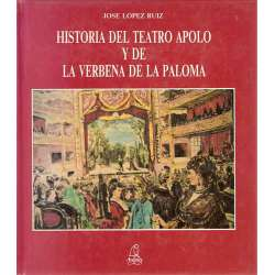 HISTORIA DEL TEATRO APOLO Y DE LA VERBENA DE LA PALOMA