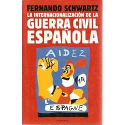 LA INTERNACIONALIZACIÓN DE LA GUERRA CIVIL ESPAÑOLA. Julio de 1936 - Marzo de 1937