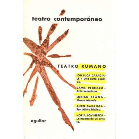 TEATRO RUMANO CONTEMPORÁNEO