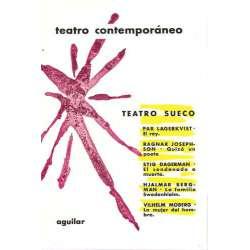 TEATRO SUECO CONTEMPORÁNEO