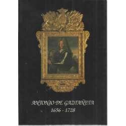 Antonio de Gaztañeta 1656-1728
