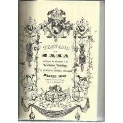 TRATADO DE CAZA. Facsímil de la edición de 1845