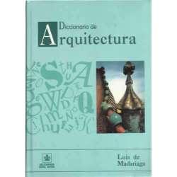 DICCIONARIO DE ARQUITECTURA. Técnico