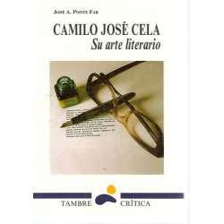 CAMILO JOSÉ CELA. Su arte literario