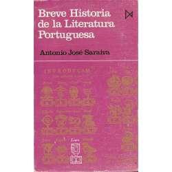 BREVE HISTORIA DE LA LITERATURA PORTUGUESA