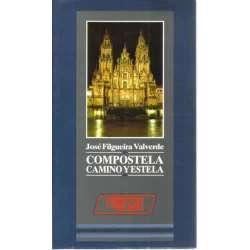 Compostela, camino y estela