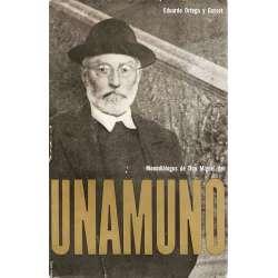 MONODIÁLOGOS DE DON MIGUEL DE UNAMUNO.