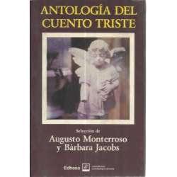 ANTOLOGÍA DEL CUENTO TRISTE