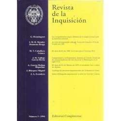 REVISTA DE LA INQUISICIÓN