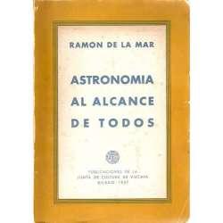 ASTRONOMÍA AL ALCANCE DE TODOS