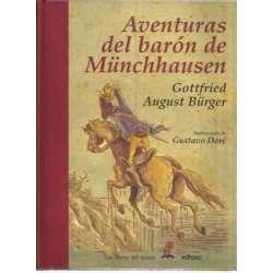 AVENTURAS DEL BARÓN DE MÚNCHHAUSEN