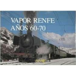 Vapor Renfe años 60-70
