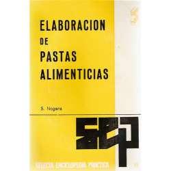ELABORACIÓN DE PASTAS ALIMENTICIAS.