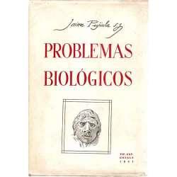 PROBLEMAS BIOLÓGICOS.