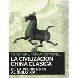 LA CIVILIZACIÓN  CHINA CLÁSICA. De la prehistoria al siglo XIV