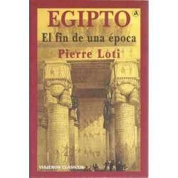 Egipto. El fin de una época