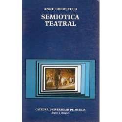 SEMIÓTICA TEATRAL.
