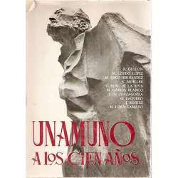 UNAMUNO A LOS CIEN AÑOS Estudios y Discursos Salmantinos en su I Centenario.