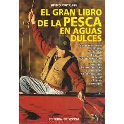 EL GRAN LIBRO DE LA PESCA EN AGUAS DULCES