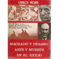 MACHADO Y PICASSO: ARTE Y MUERTE EN EL EXILIO.