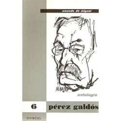 BENITO PEREZ GALDOS (Antología).