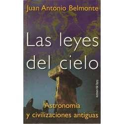 LAS LEYES DEL CIELO, ASTRONOMÍA Y CIVILIZACIONES ANTIGUAS
