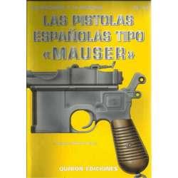 LAS PISTOLAS ESPAÑOLAS TIPO MAUSER