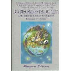 LOS DESCENDIENTES DEL ARCA. Antología de relatos ecológicos