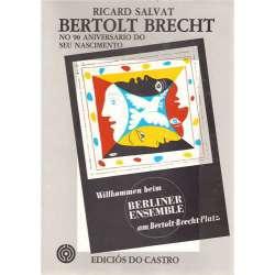 BERTOLT BRECHT. No 90 Aniversario do seu nascimento