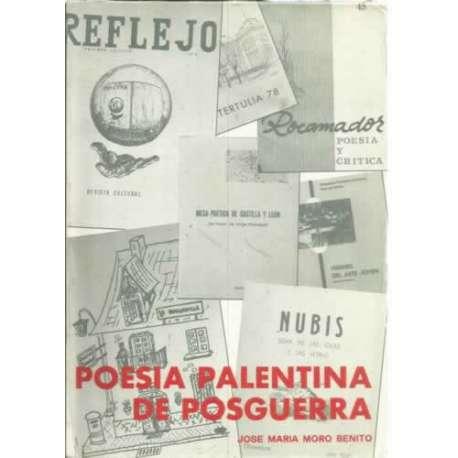 POESÍA PALENTINA DE POSGUERRA
