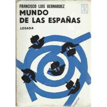 MUNDO DE LAS ESPAÑAS