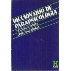 DICCIONARIO DE PARAPSICOLOGÍA