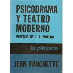 PSICODRAMA Y TEATRO MODERNO