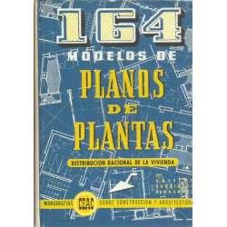 164 MODELOS DE PLANOS DE PLANTAS