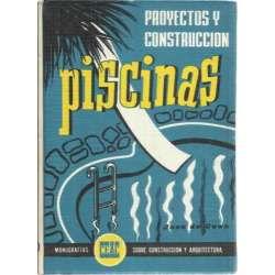 PISCINAS. Proyecos y Construcción