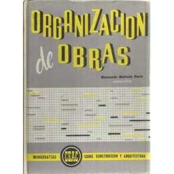 ORGANIZACIÓN DE OBRAS